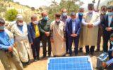۵۰۰ پنل خورشیدی میان عشایر کهگیلویه و بویراحمد توزیع شد